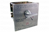 COIN METER,SQUARE FACE 110V FOR GREENWALD