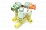 WASHER VALVE, 3 WAY, INLET 240/60 FOR WASCOMAT, ELECTROLUX #823653