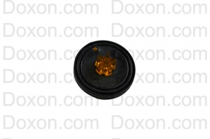 DIAPHRAGM,10MM LONG FOR 1,2,3WAY VALVES