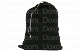 "NYLON LAUNDRY BAGS GRADE A HEAVY DUTY  30"" X 40"", BLACK, DOZEN"
