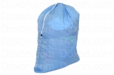 "NYLON LAUNDRY BAGS GRADE A HEAVY DUTY  30"" X 40"", BLUE, DOZEN"