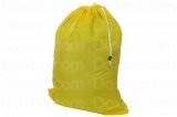 "NYLON LAUNDRY BAGS GRADE A HEAVY DUTY  30"" X 40"", YELLOW, DOZEN"